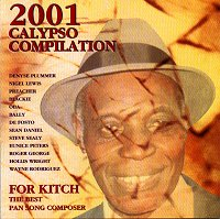 2001 Calypso Compilation - For Kitch